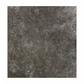 RAK Fusion Stone Lapatto Tiles - 600mm x 600mm - Black (Box of 4)