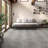 RAK Fusion Stone Lapatto Tiles - 300mm x 600mm - Grey (Box of 6)