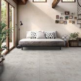 RAK Fusion Stone Lapatto Tiles - 300mm x 600mm - Ivory (Box of 6)