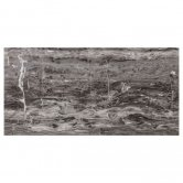 RAK Glam Marble Full Lappato Tiles - 600mm x 1200mm - Dark Grey (Box of 2)