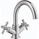 RAK Kitchen Sink Mixer Tap Cross Head - Chrome