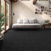 RAK Lounge Polished Tiles - 600mm x 600mm - Black (Box of 4)