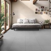 RAK Lounge Polished Tiles - 600mm x 600mm - Grey (Box of 4)