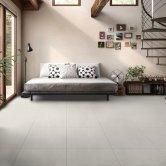RAK Lounge Polished Tiles - 600mm x 600mm - Light Grey (Box of 4)