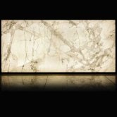 RAK Luce Full Lappato 6mm Translucent Tiles - 1200mm x 2600mm - Marble White (Box of 1)