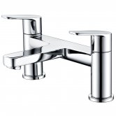 RAK Origin 62 Bath Filler Tap - Chrome