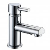 RAK Prima Mini Mono Basin Mixer Tap with Waste - Chrome