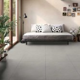 RAK Revive Concrete Matt Outdoor Tiles - 600mm x 600mm - Active White (Box of 2)