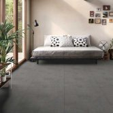 RAK Revive Concrete Matt Outdoor Tiles - 600mm x 600mm - Concrete Grey (Box of 2)