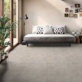 RAK Revive Concrete Matt Outdoor Tiles - 600mm x 600mm - Summer Sands (Box of 2)