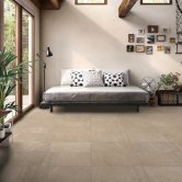 RAK Shine Stone Matt Tiles - 300mm x 600mm - Dark Beige (Box of 6)