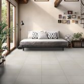 RAK Shine Stone Matt Tiles - 300mm x 600mm - Light Grey (Box of 6)