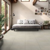 RAK Surface 2.0 Lappato Tiles - 300mm x 600mm - Off White (Box of 6)