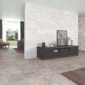 RAK Warwick Ceramic Wall Tiles 300mm x 600mm - Matt White (Box of 8)