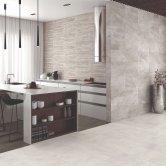 RAK Warwick Ceramic Wall Tiles 300mm x 600mm - Matt Decor Beige (Box of 8)