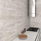 RAK Warwick Ceramic Wall Tiles 300mm x 600mm - Matt Decor Grey (Box of 8)