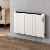 Reina Arlec Electric Panel Radiator, 565mm High x 490mm Wide, 900 Watts