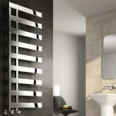Reina Capelli Heated Towel Rail 1525mm H x 500mm W Polished Stainless Steel