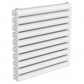 Reina Nevah Double Designer Horizontal Radiator 590mm H x 600mm W RAL