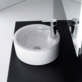 Roca Terra Over Countertop Basin 390mm W - 1 Tap Hole
