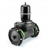 Salamander RP50TU Twin End Whole House Shower Pump, Positive or Negative Head, 1.3 Bar