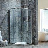 Signature 8mm Single Door Quadrant Shower Enclosure 800mm x 800mm