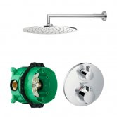 Signature Emotion Plus Thermostatic Concealed Mixer Shower with Round Shower Head
