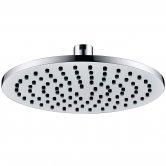 Signature Round Shower Head 200mm Diameter - Chrome