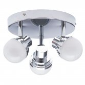 Signature 3 Light Spotlight - Chrome