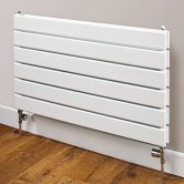 S4H Beaufort Double Horizontal Radiator 616mm H x 1220mm W - RAL