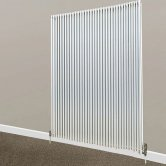 S4H Chaucer Double Vertical Radiator 1820mm H x 606mm W - White