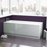 Synergy Granada Berg Solo Standard Single Ended Bath 1500mm x 700mm - 0 Tap Hole
