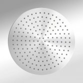 Synergy Round Fixed Shower Head 500mm Diameter - Silver