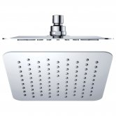 Synergy Ultraslim Square Fixed Shower Head 200mm x 200mm - Chrome