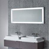 Tavistock Drift Bathroom Mirror 500mm H x 1200mm W LED Illuminated
