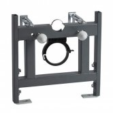 Tavistock In Half Height 400mm Hung Toilet Frame for Slim WC Units