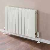 TRC VIP Radiator 440mm High x 820mm Wide, 10 Sections, White