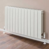 TRC VIP Radiator 440mm High x 980mm Wide, 12 Sections, White