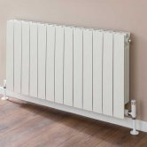 TRC VIP Radiator 440mm High x 1060mm Wide, 13 Sections, White