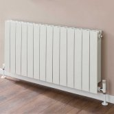 TRC VIP Radiator 440mm High x 1140mm Wide, 14 Sections, White