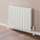 TRC VIP Radiator 440mm High x 740mm Wide, 9 Sections, White