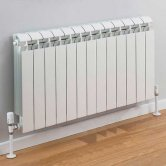 TRC Vox Radiator 440mm High x 1060mm Wide, 13 Sections, White