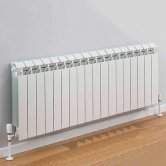 TRC Vox Radiator 440mm High x 1460mm Wide, 18 Sections, White