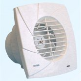 Vectaire Rmf Basic Fan Extractor 190mm H x 190mm W x 129mm D - White