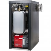 Warmflow Agentis External Condensing System Oil Boiler 15-21kW