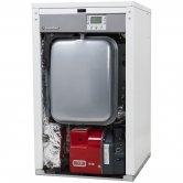 Warmflow Agentis Internal Condensing Combi Oil Boiler 15-21kW