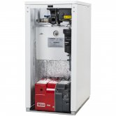 Warmflow Agentis Internal Condensing Conventional Oil Boiler With Pump 15-21kW