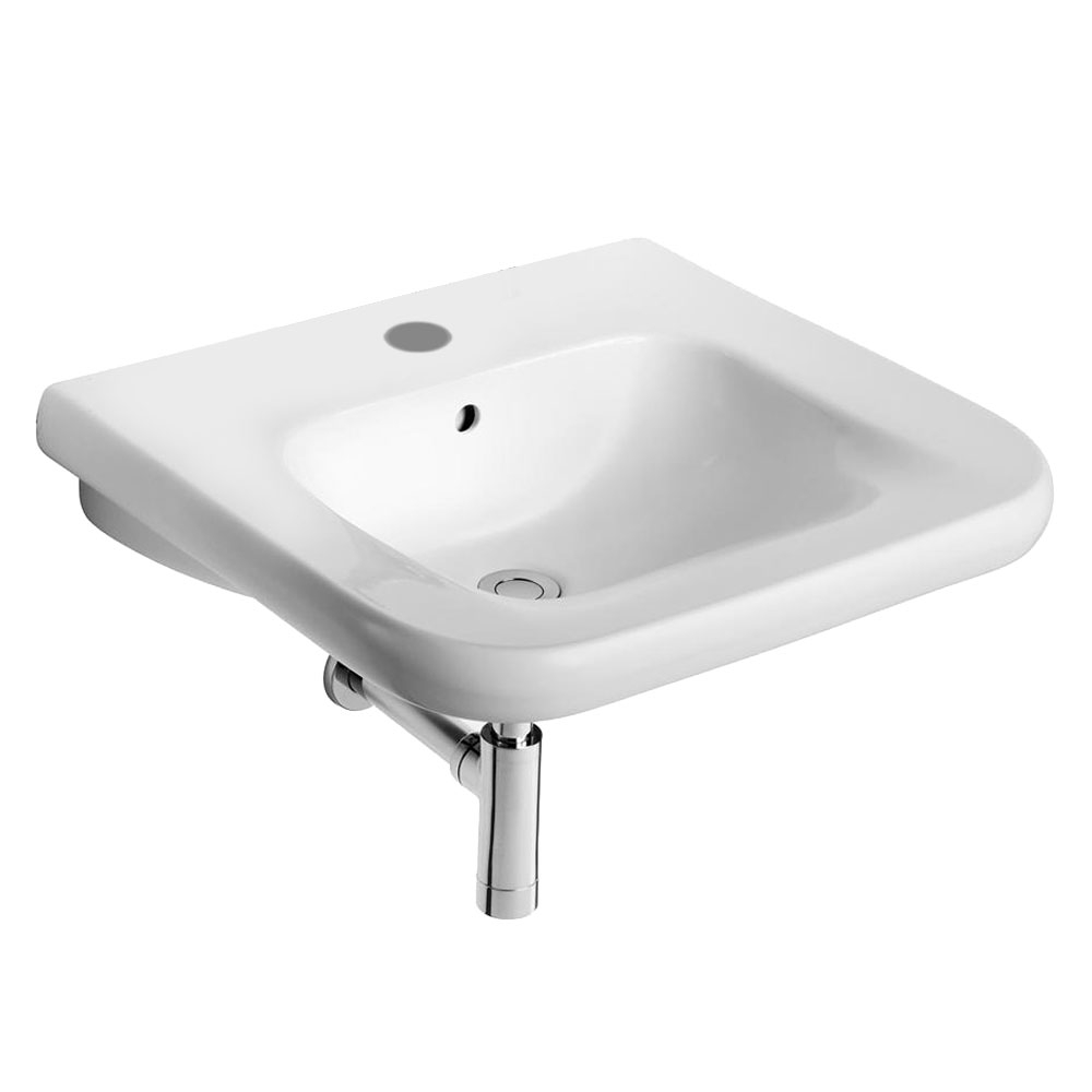 Armitage Shanks Contour 21 Accessible Basin 600mm Wide - 1 Tap Hole