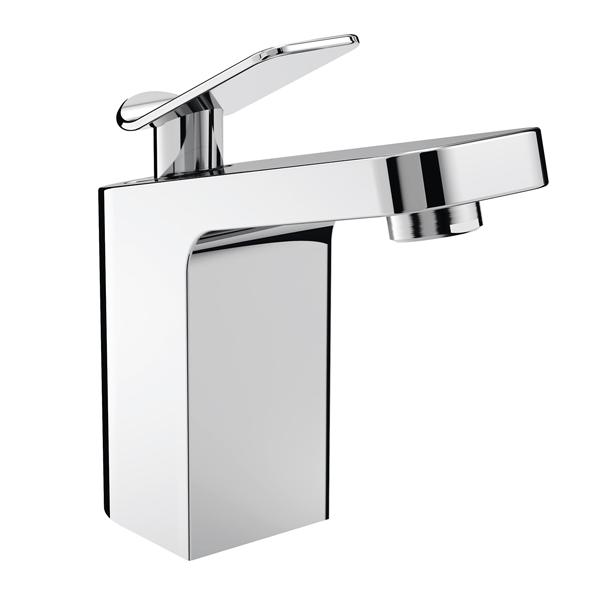 Bristan Alp Mono Bath Filler Tap, Deck Mounted, Chrome