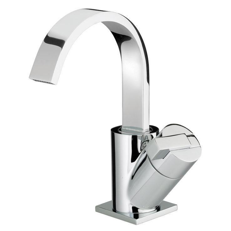 Bristan Chill Basin Mixer Tap without Waste Chrome Plated-1